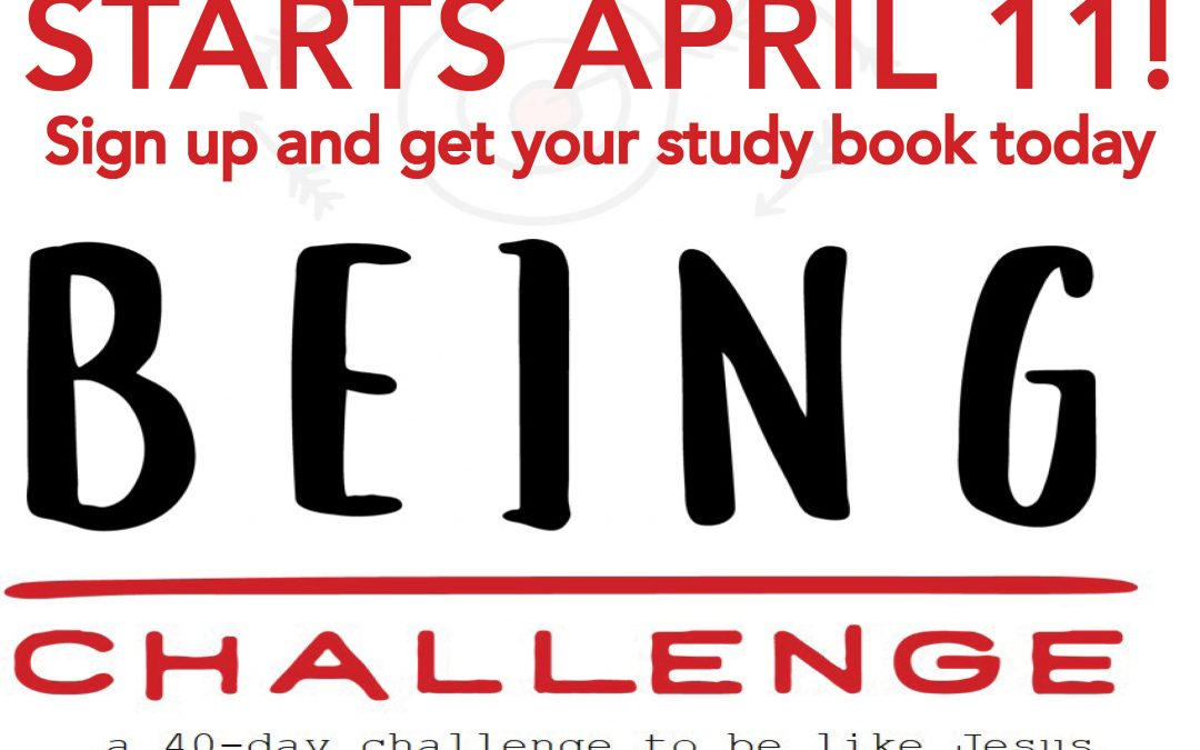 Join the Being Challenge